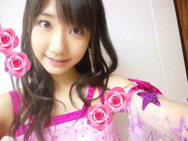 Foto selfie Yuki Kashiwagi