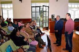 Atiende Gobernación a vecinos de la colonia José Revueltas