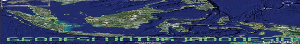 Geodesi untuk Indonesia