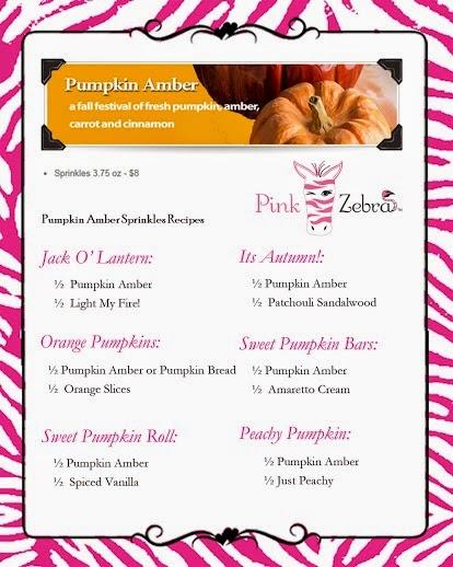 Pumpkin Amber Sprinkle Recipes Image