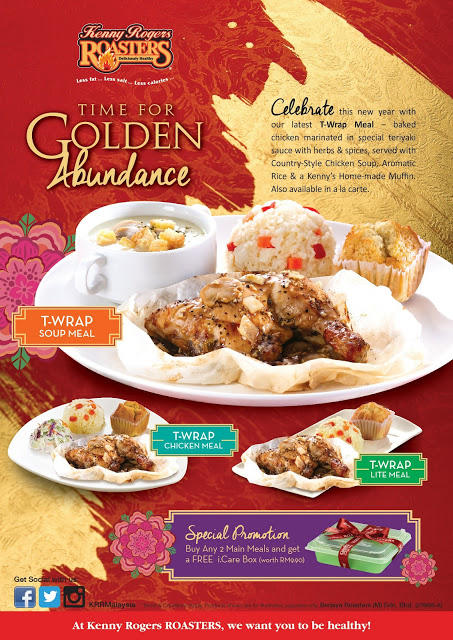 Kenny Rogers Golden Abundance