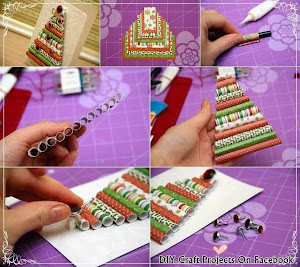 DIY beautiful chirstmas greeting card ideas, diy christmas cards ideas