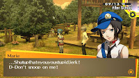 Persona 4: Golden - Marie