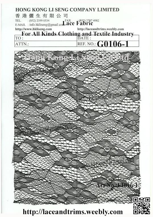 The Best Embroidery Lace Trims Factory - Hong Kong Li Seng Co Ltd
