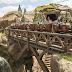 Nova montanha-russa dos sete anões no Magic Kingdom