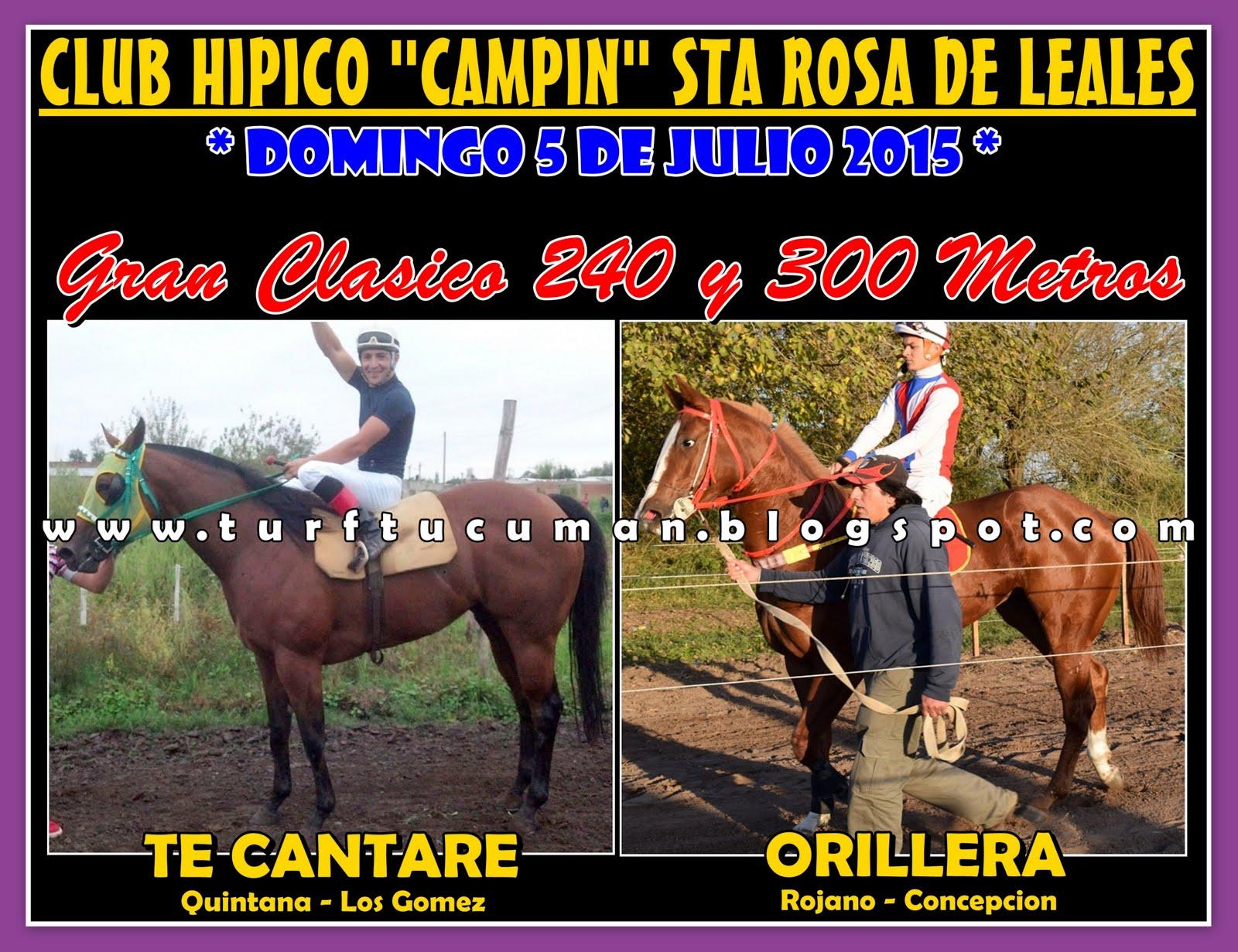 CANTARE ORILLERA