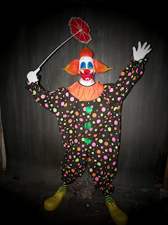 new 2012 haunted house props clowns