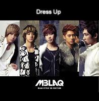 MBLAQ. Dress Up