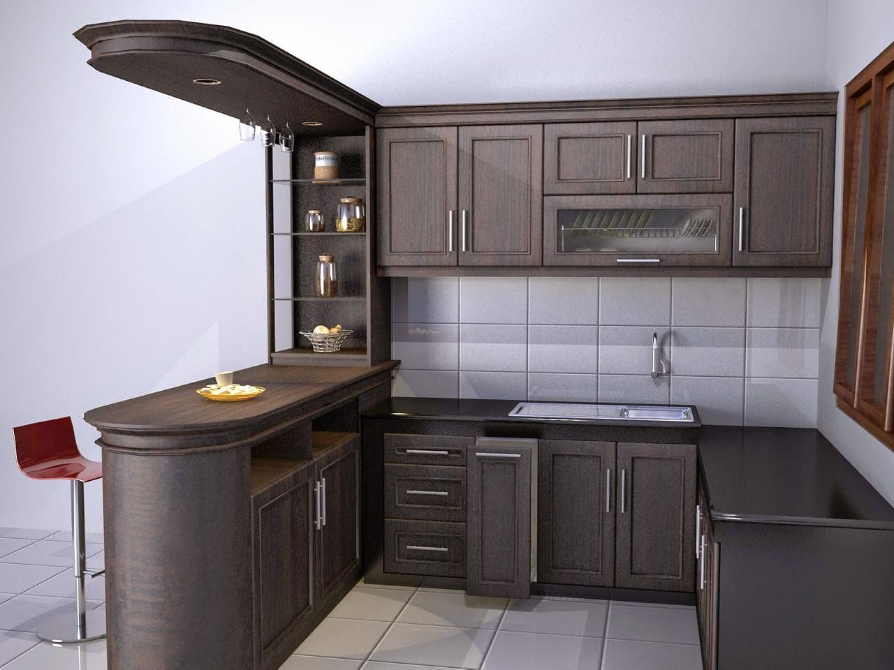 Teak Wood Kitchen Cabinets Teak Wood Kitchen Cabinets Material Home Decorating Plans Ideas