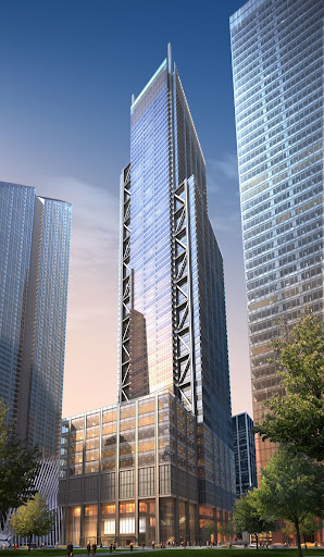 three world trade center, wtc3, rendering