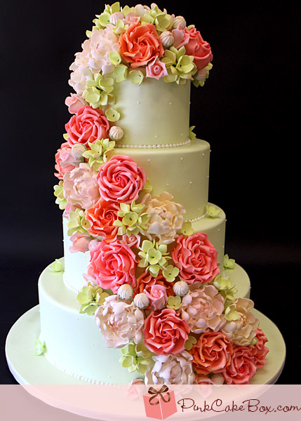 Bread And Roses Bakery Cakes