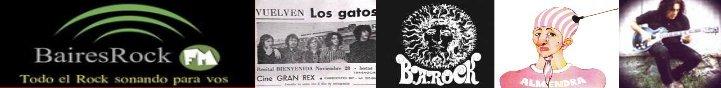 BAIRES ROCK FM (Oficial) - Pasado y presente del Rock Nacional.