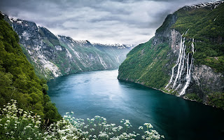 free hd images of norway fjord for laptop