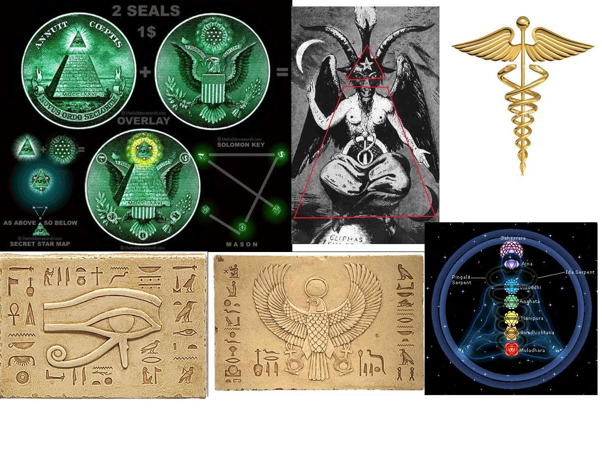 The AllSeeing Eye Sacred Origins of a Hijacked Symbol