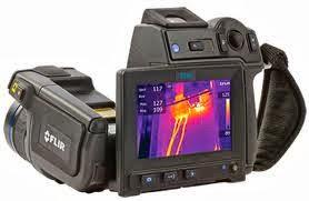 Kamera Infrared Sebagai Alat Pendeteksi Kerusakan pada Mesin Industri
