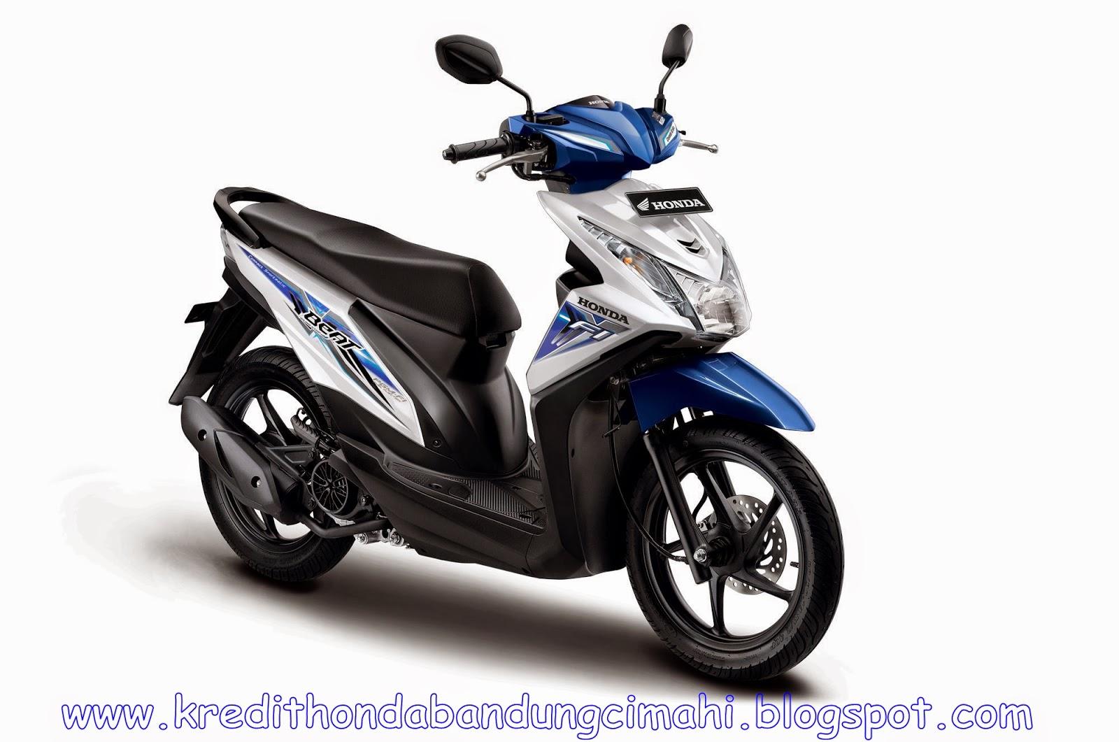 Honda Beat Sporty Cbs Funk Red White Update Daftar Harga Terbaru New Vario 110 Esp Iss Estilo Black Depok Kredit Motor Murah Di Bandung All