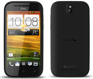 HTC Desire SV Dual SIM Android Smartphone Now Available In India
