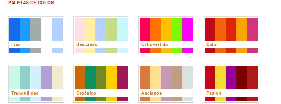 Pl stica en el valle elegimos colores - Colores que combinan con wengue ...
