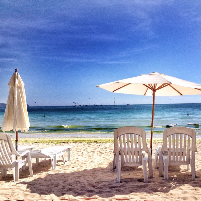 Boracay White Beach | Chichi Mary Kids Boutique