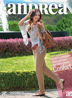 Andrea catalogo confort