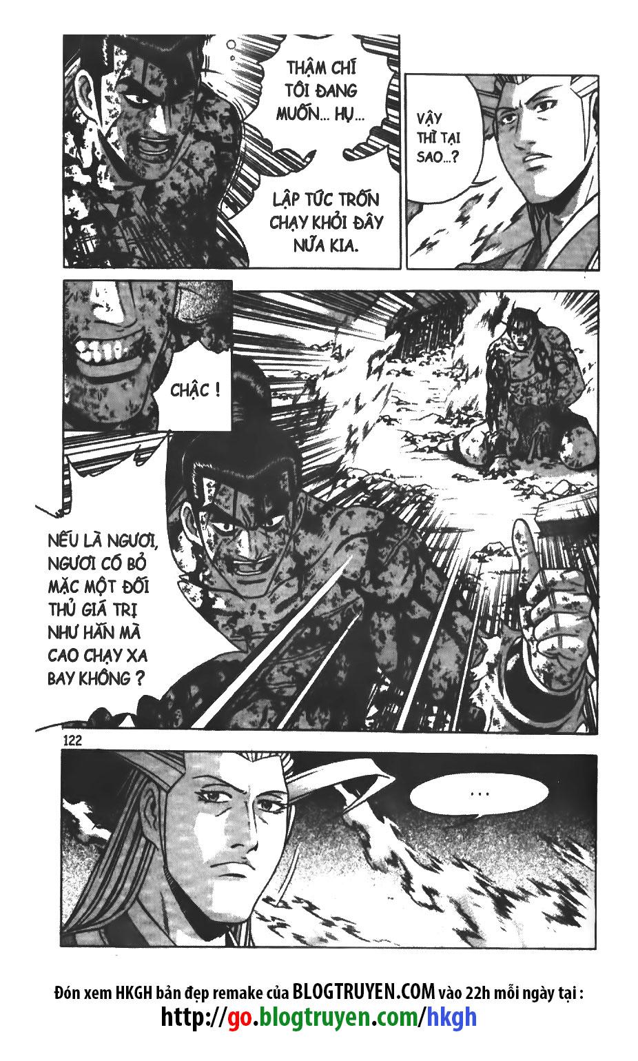 xem truyen moi - Hiệp Khách Giang Hồ Vol32 - Chap 219 - Remake