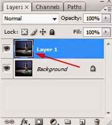 Efek Foto Menggulung dengan Photoshop