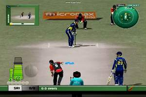 EA Cricket 2011 - DLF IPL 4 Game Screenshot-2