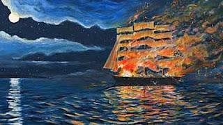Kapal Hantu Northnumberland Strait