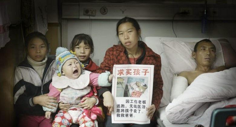 Ibu ini Ingin Jual Anak Demi Pengobatan Suaminya