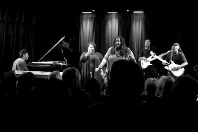 Sista Monica Band at the Kuumbwa Jazz Center
