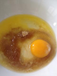 Canestrelli di Pasqua con l'uovo