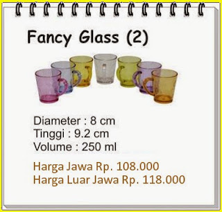fancy glass tulipware 2013