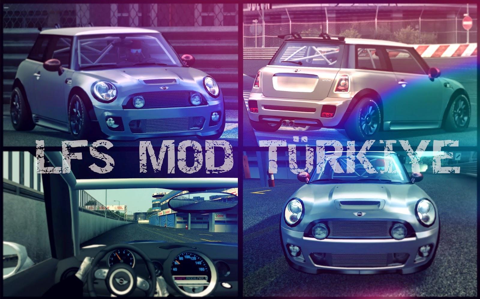 lfs mini cooper works | lfs mod türkiye