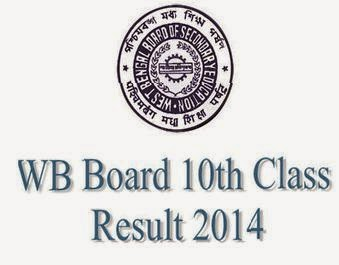 WBBSE Class 10th Result 2014