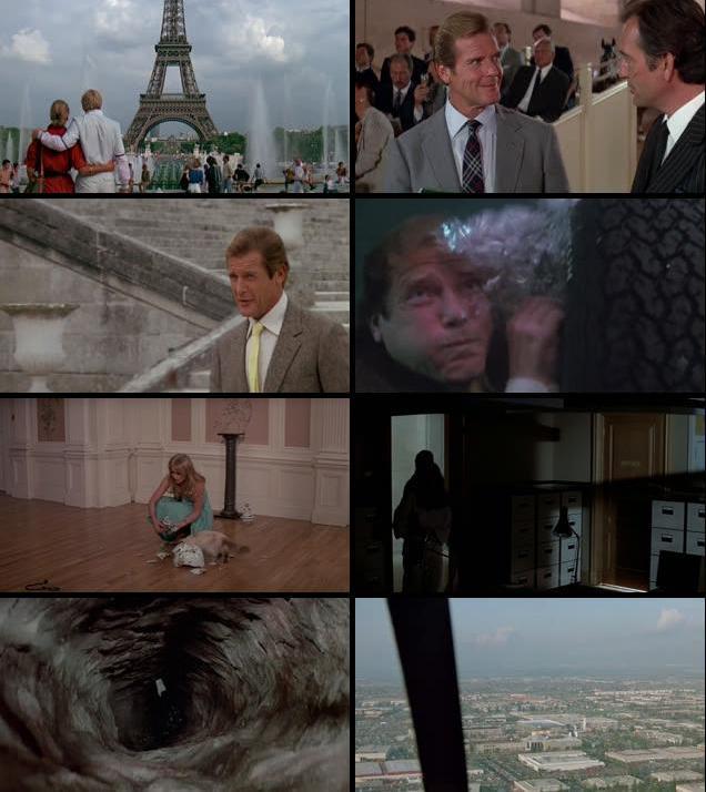 A View To A Kill 1985 Hindi Dual Audio BluRay 480p 720p