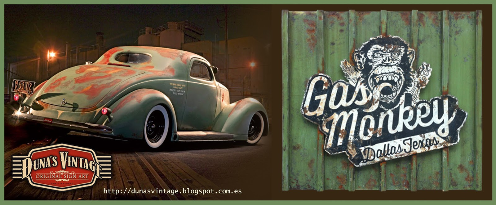 Gas Monkey Garage On Tumblr | Short News Poster