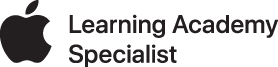 Apple Learning Academy Specialist