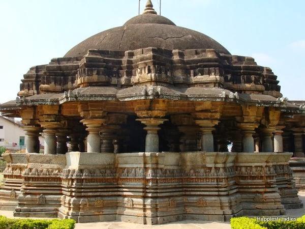star mantapa arasikere temple