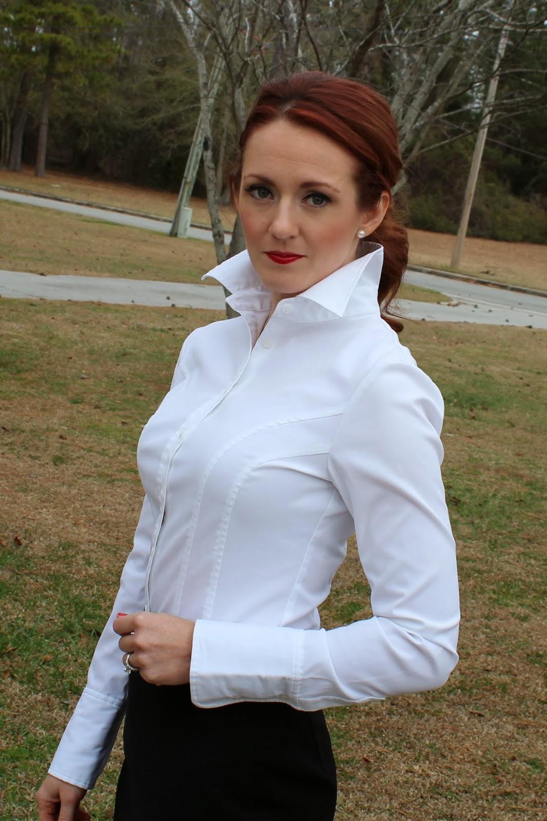 Dress beautifully crisp white shirt for Crisp white dress shirt