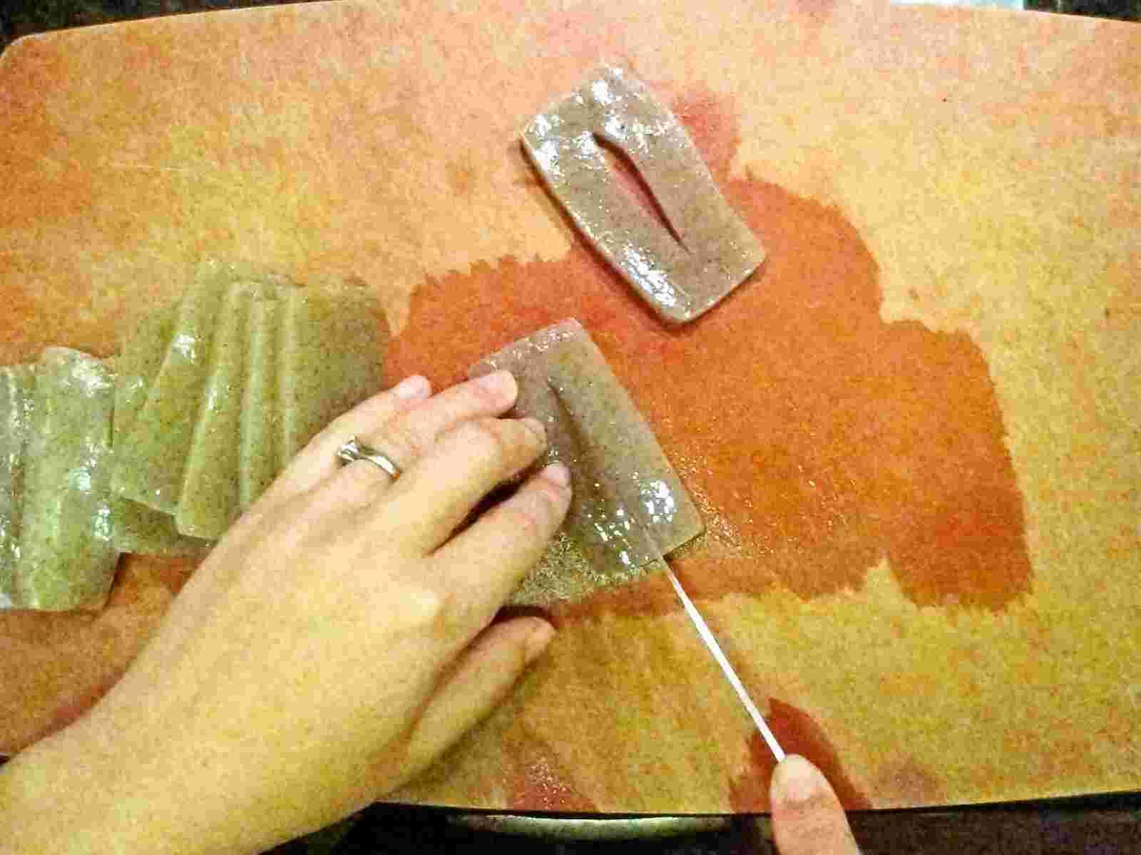 Konnyaku Yam Cake Recipe