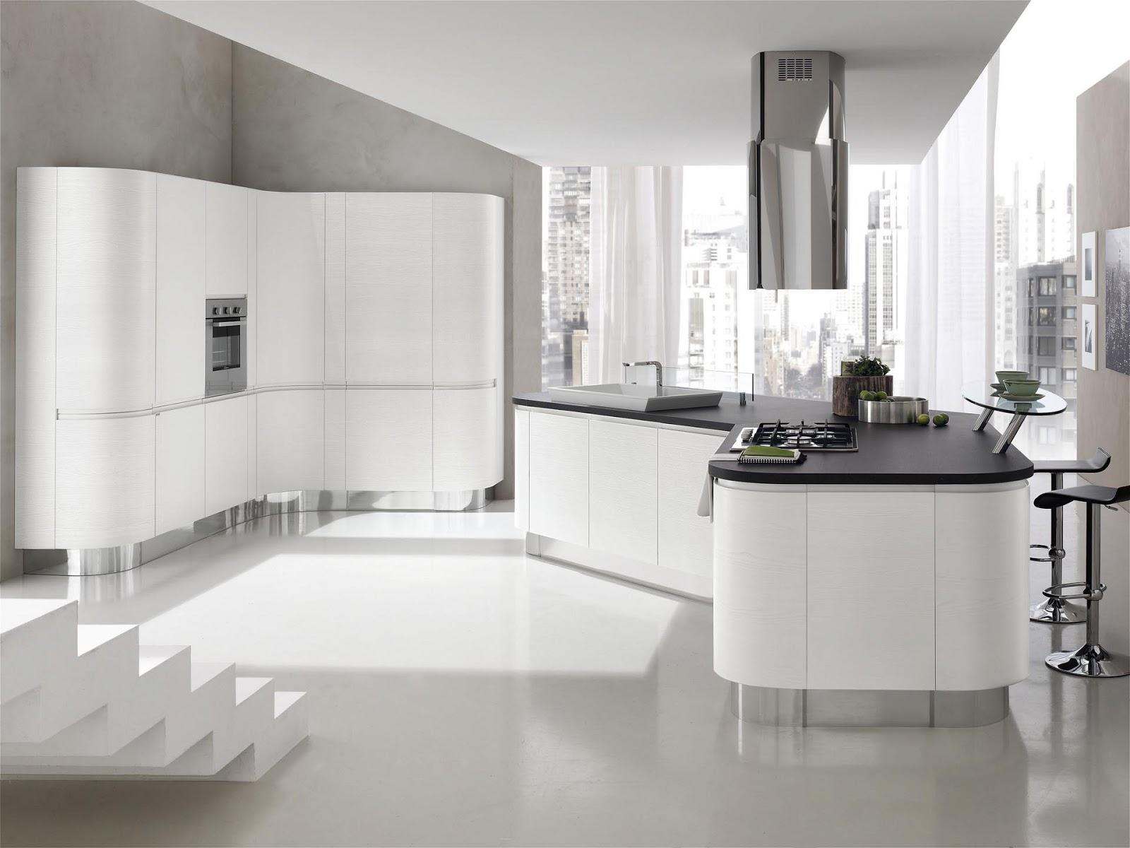 C mo distribuir el espacio en la cocina cocinas con - Disenar tu cocina ...