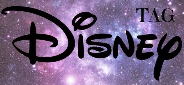TAG | The Disney Tag