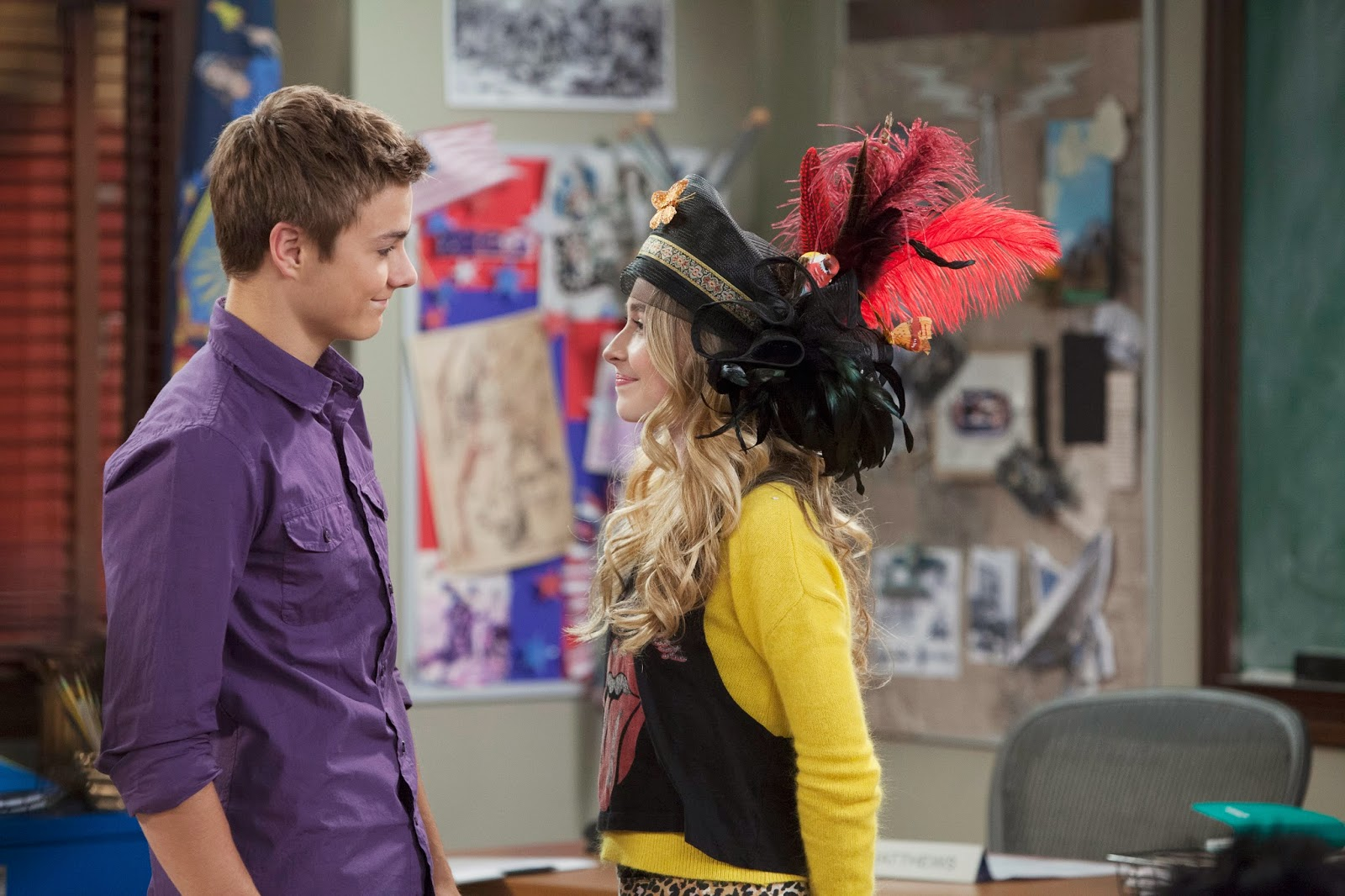 crazy hat lady girl meets world Girl meets the world girl meets romance girl meets jelousy girl meets world fanon wiki is a fandom tv community content is available under cc-by-sa.
