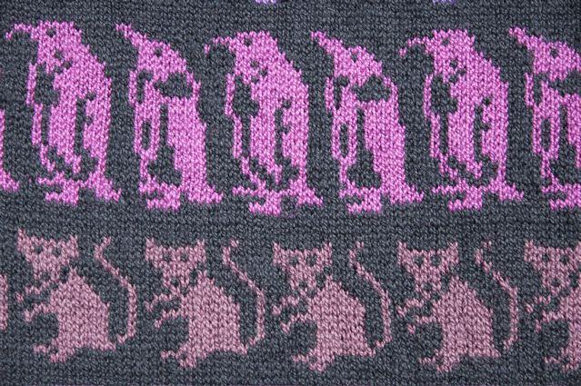 Born to knit: juni 2011