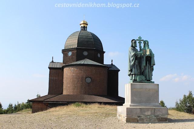 kaple sv. Cyrila a Matoděje // chapel of St. Cyril and Methodius