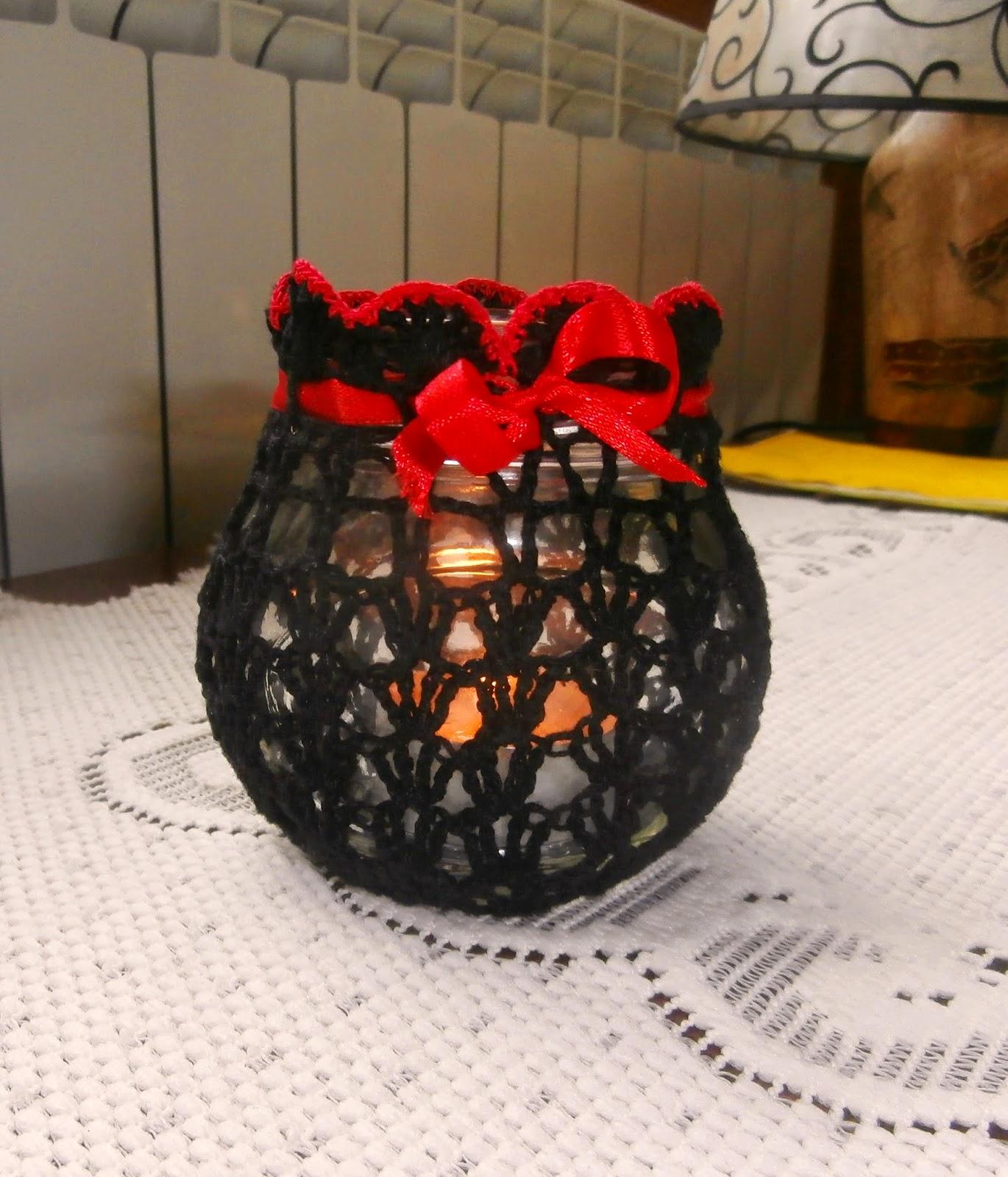 Pomysł na świecznik