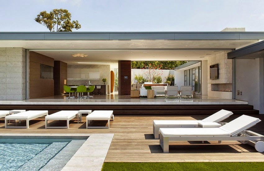 Constructia unei case moderne la malul marii arhitect for Design case moderne