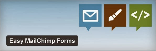 Easy MailChimp Forms plugin for WordPress