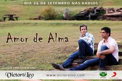 Download: Victor e Léo - Amor De Alma (Lançamento DVD 2011)