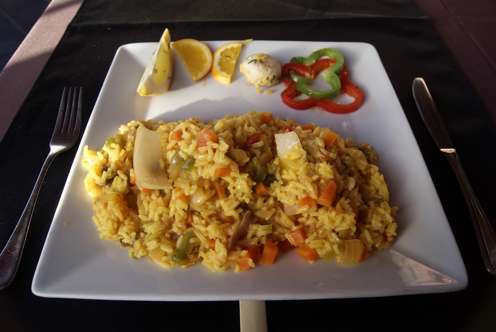 Vegetarian Pealla Fuerteventura